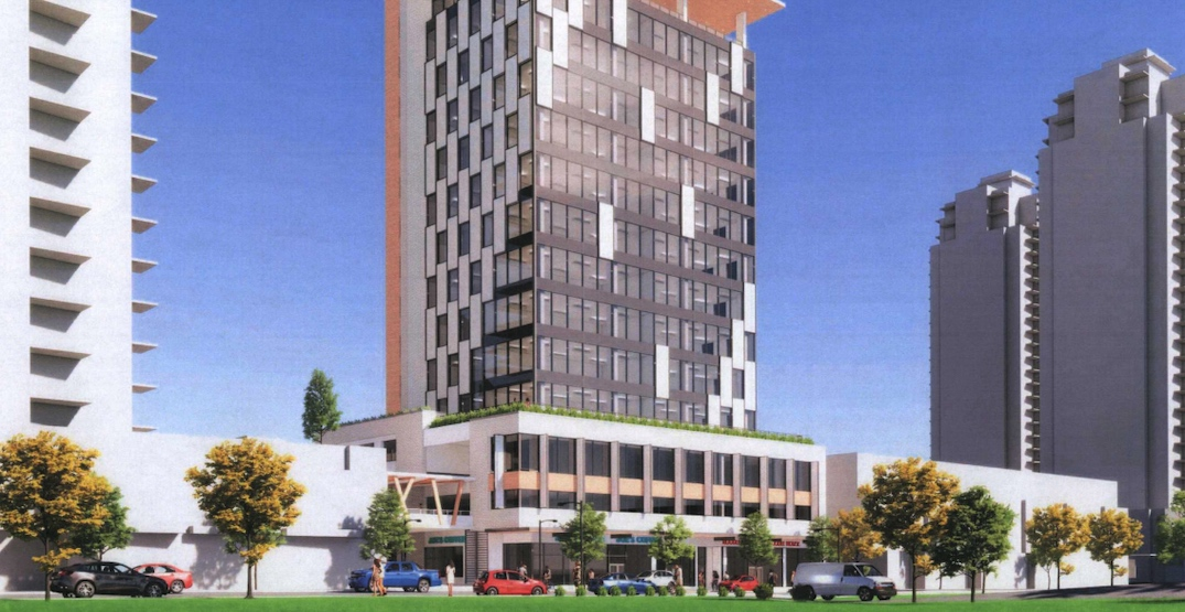 14-storey office tower coming to Coquitlam City Centre