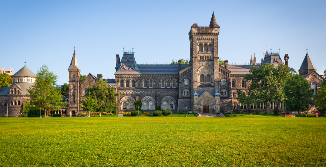 University of Toronto ranked first in Canada in 30 subjects