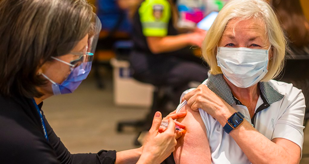 Three Toronto mass COVID-19 vaccination sites to open next week