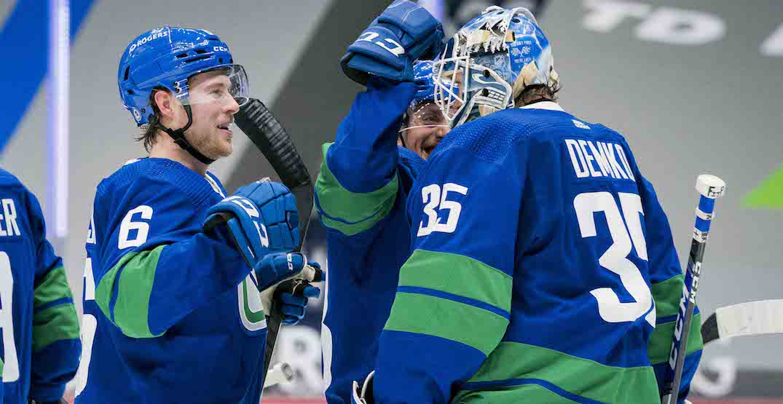 Canucks goalie Demko earns another NHL weekly honour