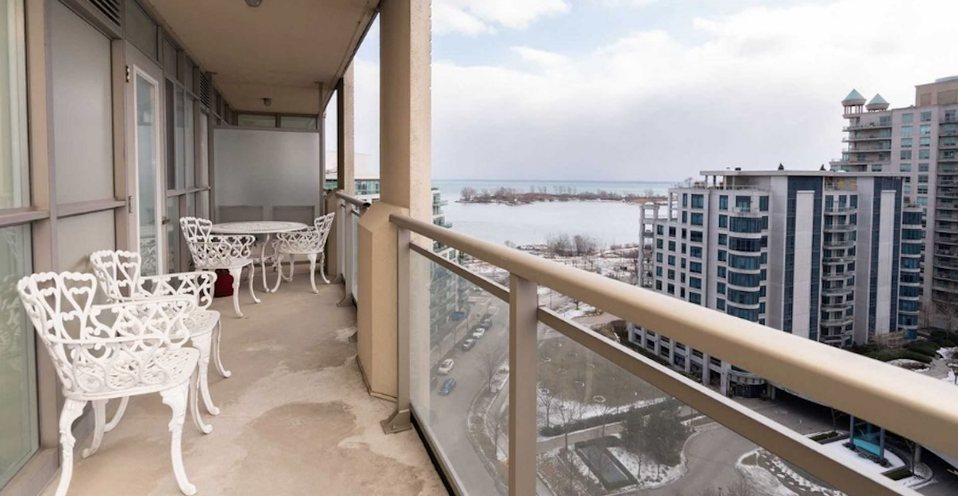 These Toronto waterfront condos are listed for under $750,000 (PHOTOS)