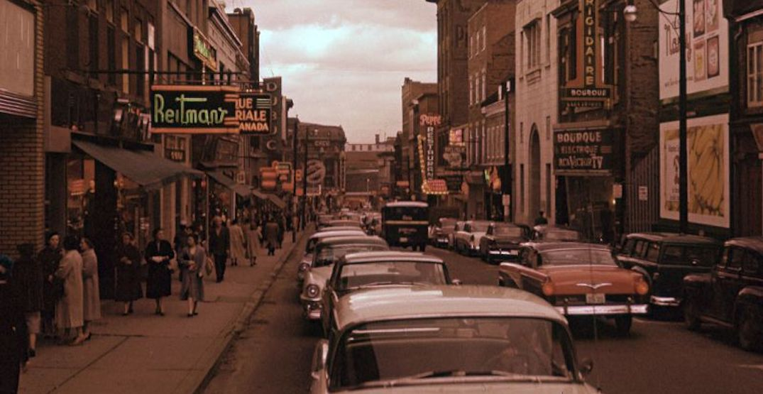 Montreal 1950s