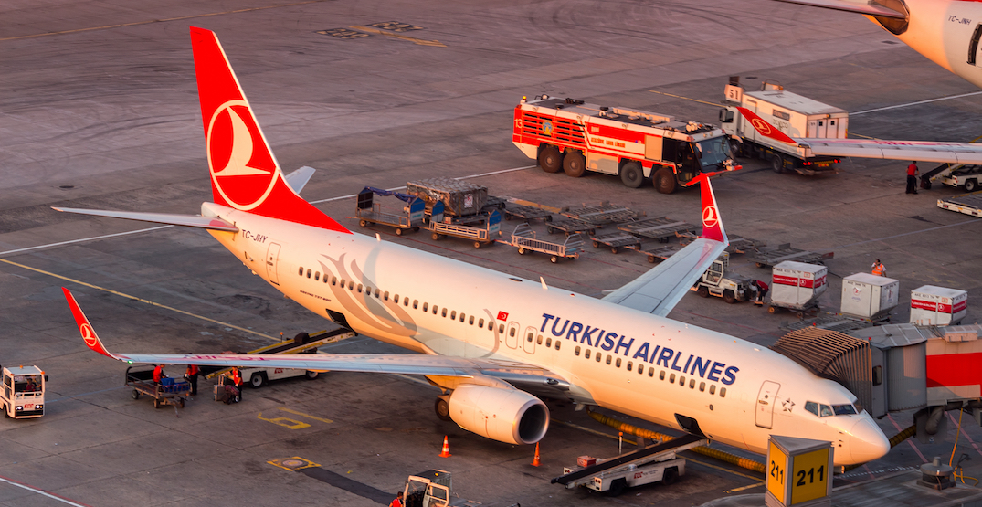 25 Toronto flights identified with confirmed COVID-19 cases
