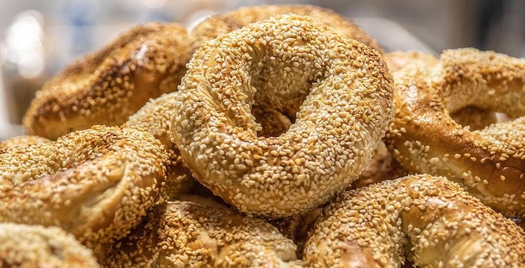 Twitter users defend Montreal bagels as being the best in the world