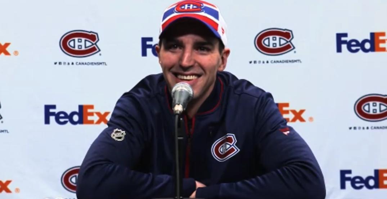 Alex Burrows on getting chirped, chasing a dream in NHL return