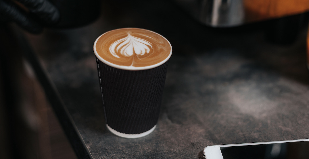 Second Cup is giving FREE lattes to people who pass by closed Starbucks locations in Toronto