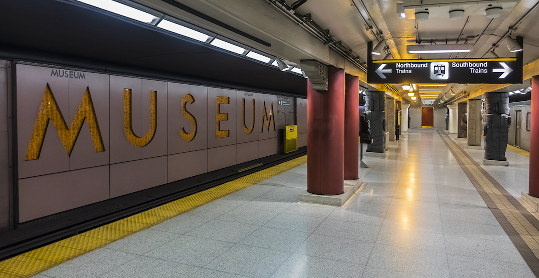 TTC closing downtown section of Line 1 for 10 days