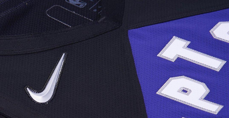 Toronto Raptors unveil new purple jerseys (PHOTOS)
