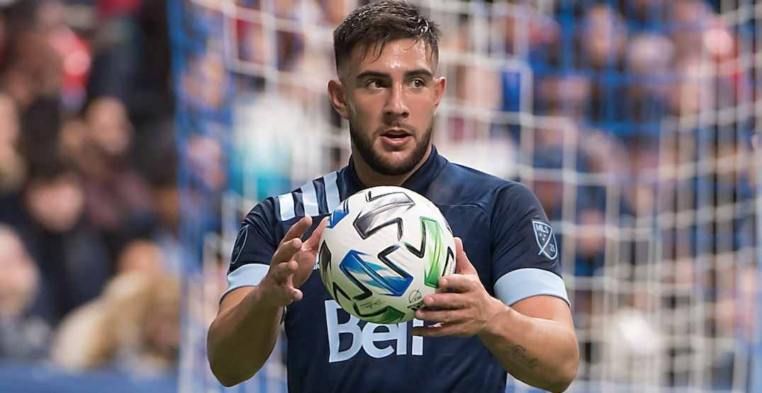 Vancouver Whitecaps forced to temporarily relocate to Utah