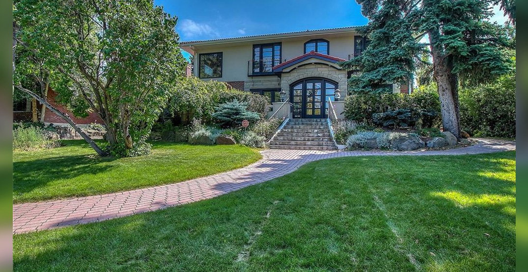 A look inside: $4.5 million Calgary heritage house (PHOTOS)