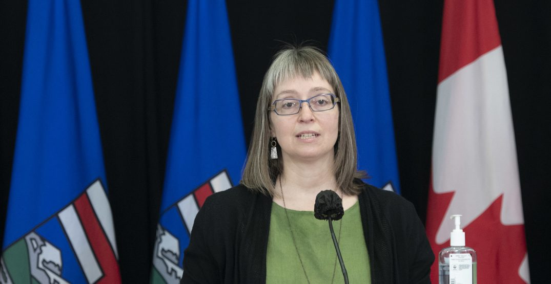 Alberta reports highest one-day COVID-19 case count since December