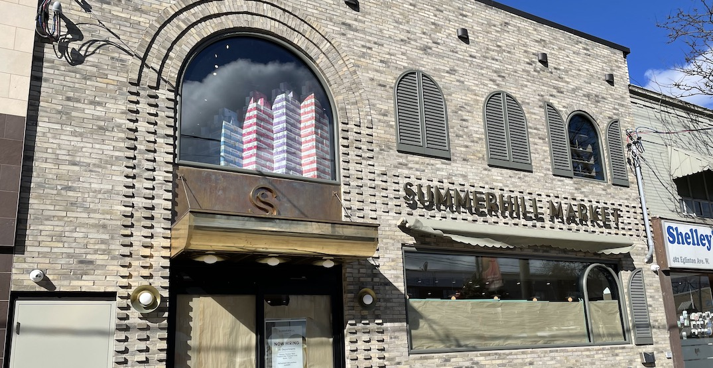 Summerhill Market opens fourth location in Toronto