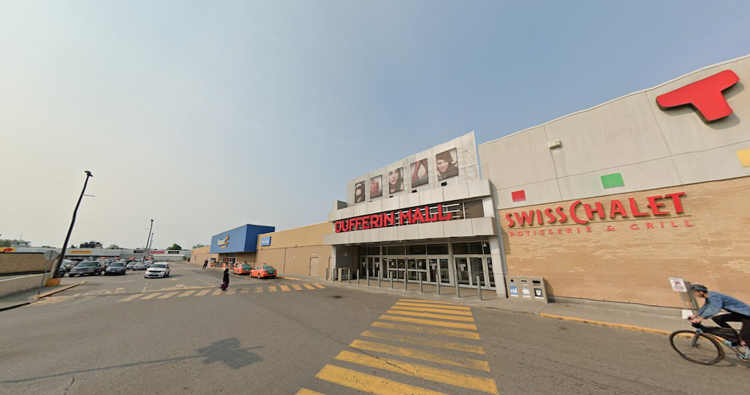 Torontonians make a hilarious bid to get a movie theatre in Dufferin Mall