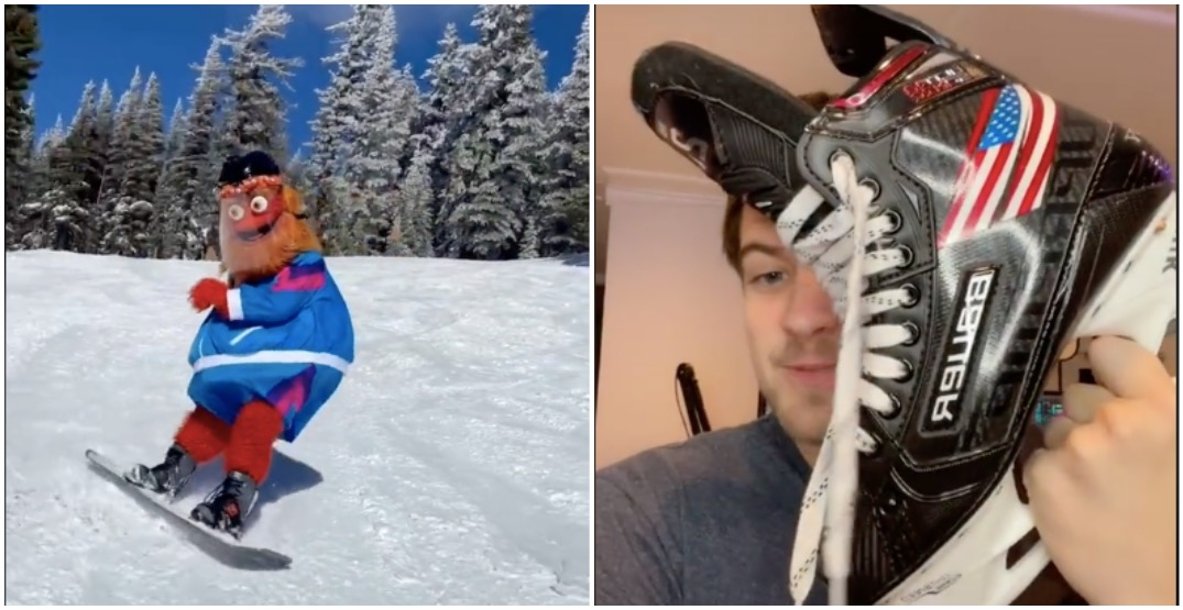 10 best hockey players and personalities to follow on TikTok