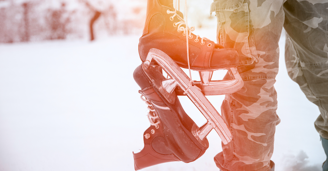 8 skating rinks to tackle around Montreal before the weather heats up
