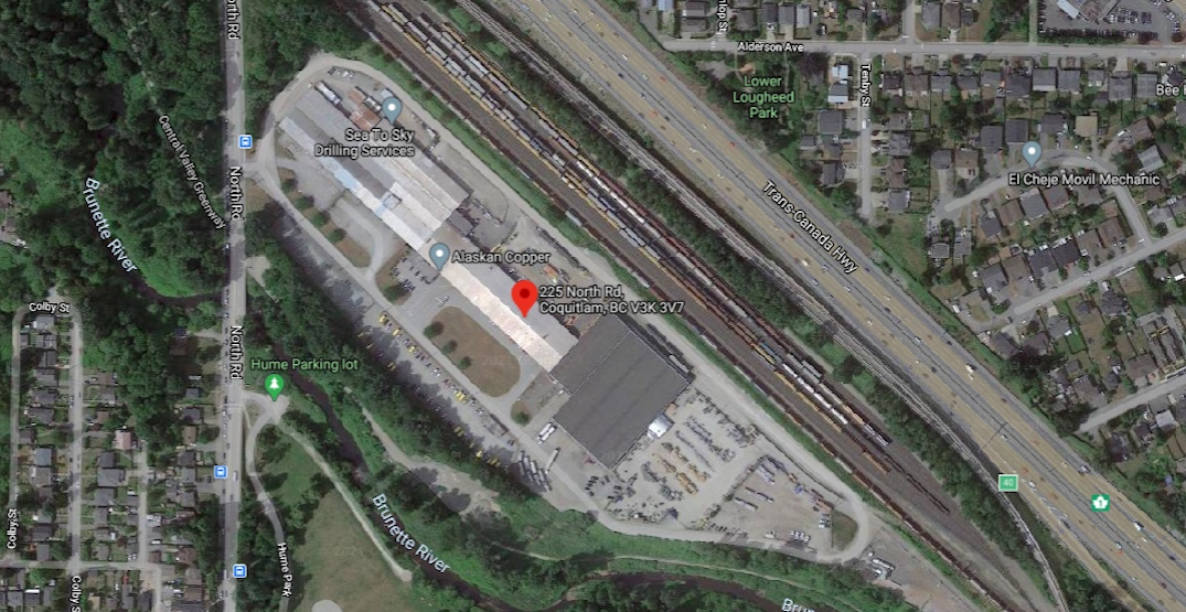 TransLink buys 27-acre site near Braid Station for new SkyTrain maintenance centre