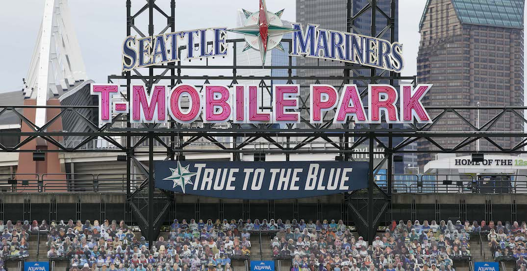 Seattle Mariners to begin allowing 9,000 fans for games at T-Mobile Park