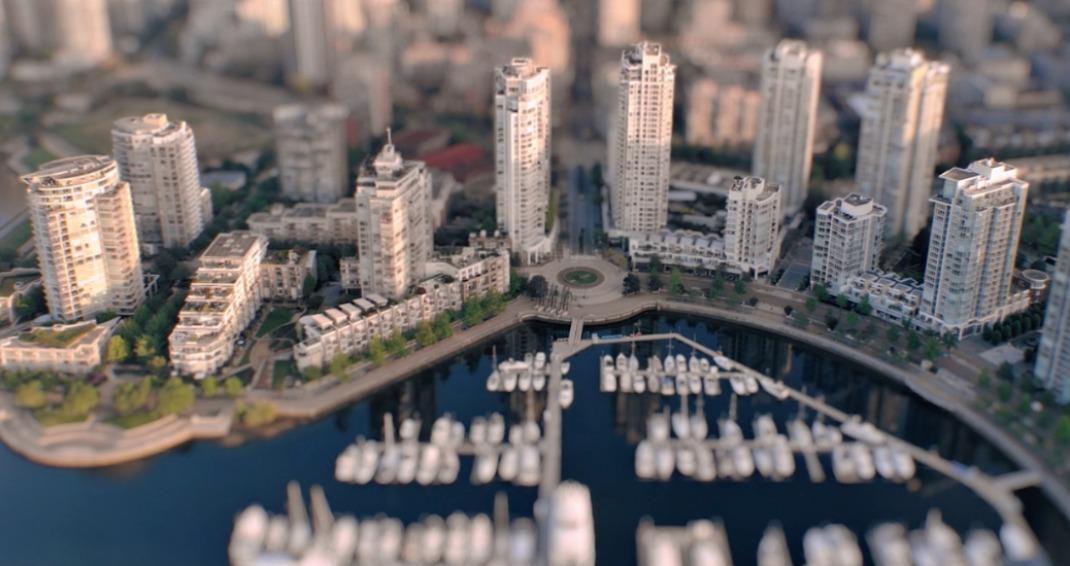 Incredible short film reimagines Vancouver as a miniature city (VIDEO)