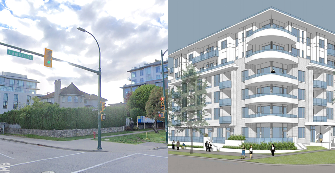 90 rental homes approved for King Edward Avenue and Cambie Street corner