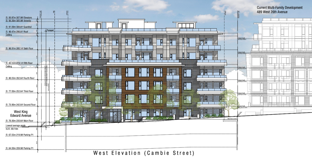4118-4138 Cambie Street Vancouver