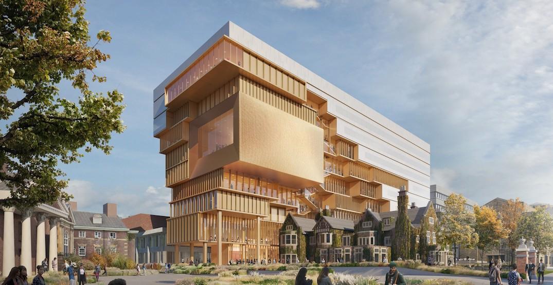 The nine-storey U of T building planned for the McLaughlin Planetarium site (RENDERINGS)