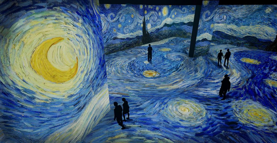 Fully immersive Van Gogh experience coming to Calgary this spring