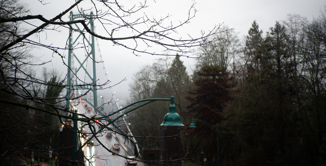 Vancouver forecasted to see four straight days of rain this week