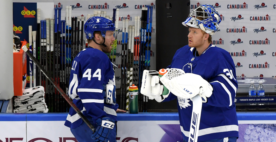 Cup-contending Leafs should look for upgrade on Andersen before playoffs