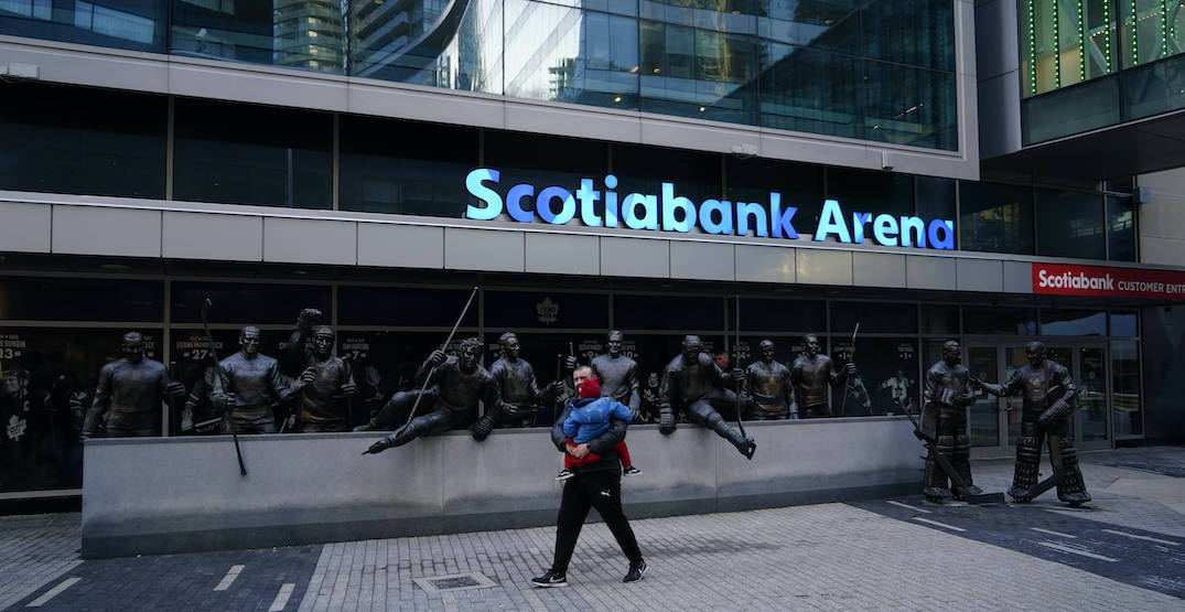 "MLSE: Scotiabank Arena has taken ""important next step"" to bring fans back"