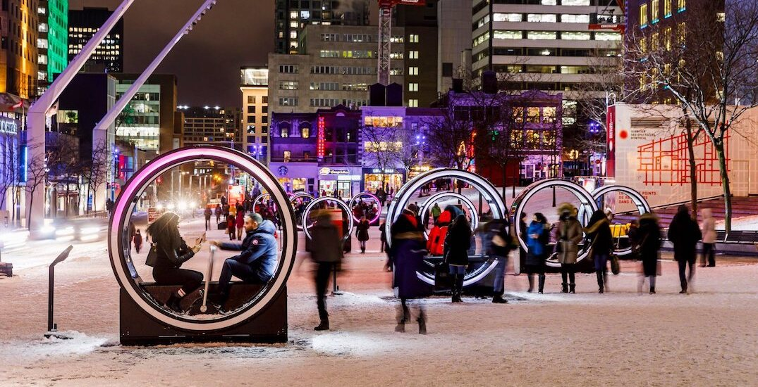 20 shots from this year's Montreal en lumière festival (PHOTOS)
