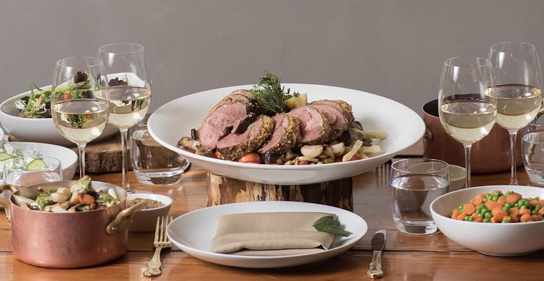 Best places to get Easter dinner to-go in Vancouver