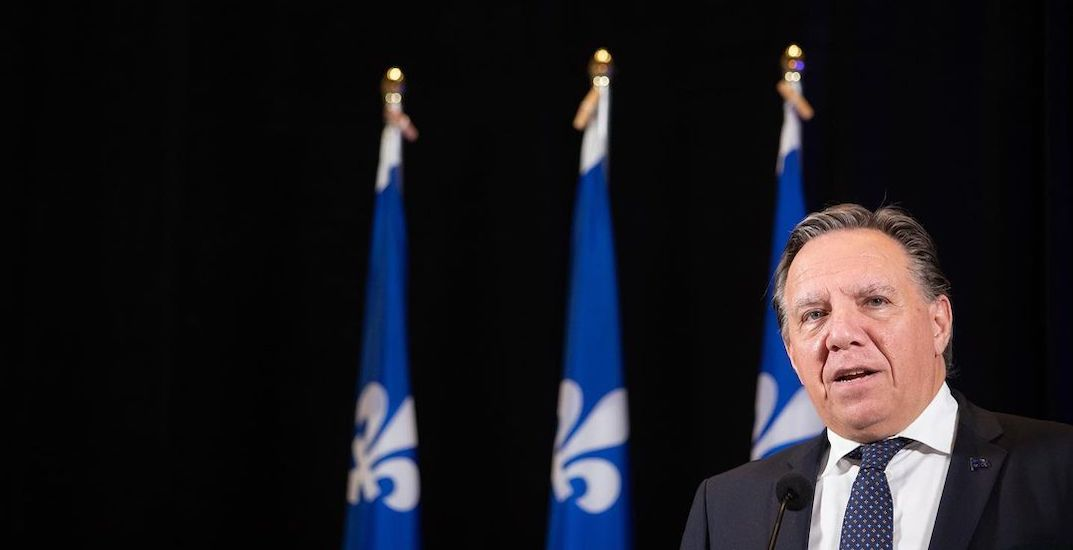 Legault expected to announce loosening of Montreal curfew tonight