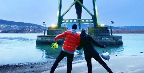 Michael Bublé shares adorable photos of date night at Stanley Park | News