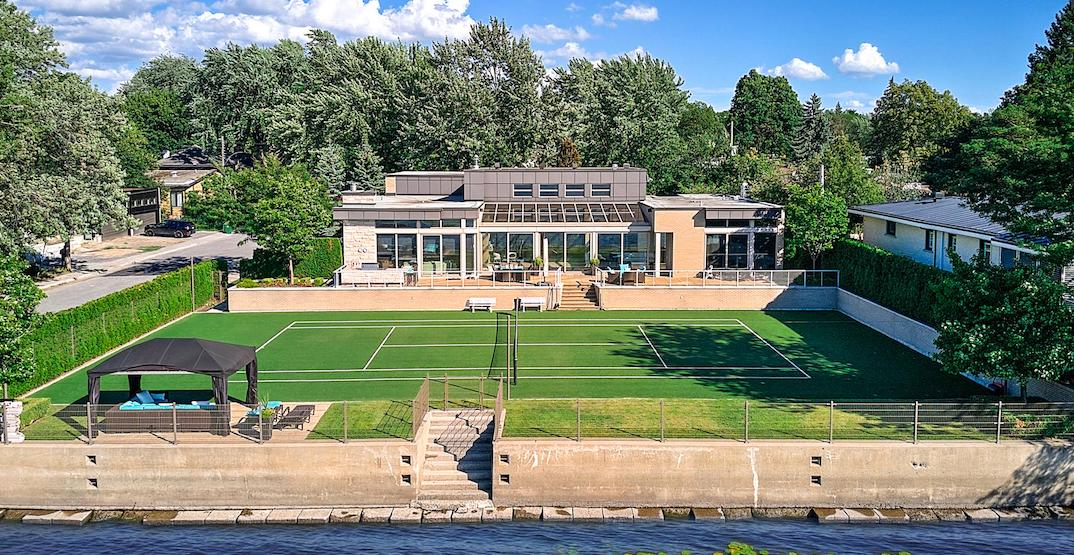 A look inside: $4.9M waterfront home in Montreal (PHOTOS)