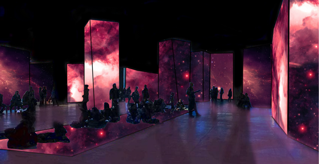 Canada's first permanent digital gallery is coming to Calgary's Science Centre