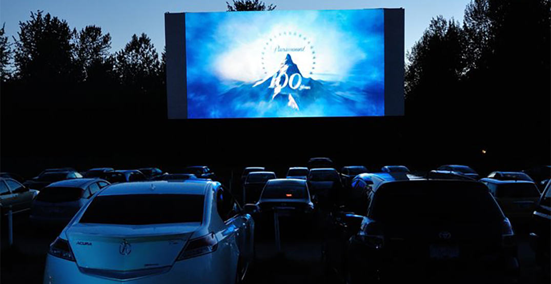 Metro Vancouver's Twilight Drive-In theatre open for all of spring break