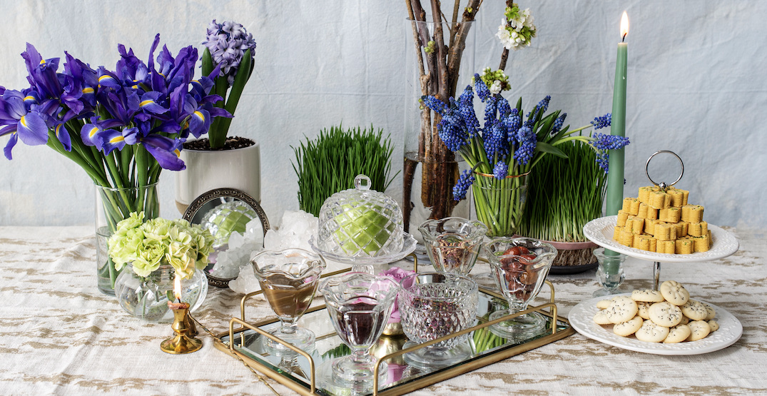 How to eat and celebrate your way through Nowruz 2021