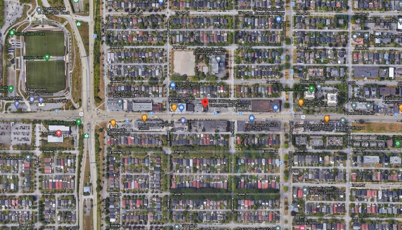 3555-3561 East Hastings Street Vancouver