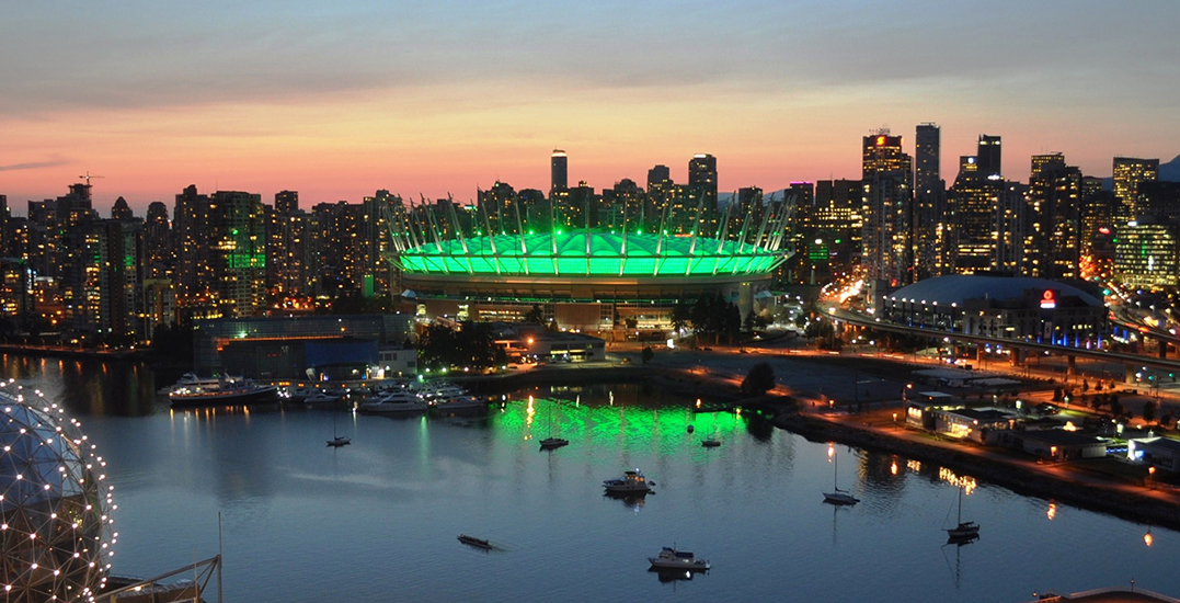 Vancouver landmarks to light up green tonight to celebrate St. Patrick's Day