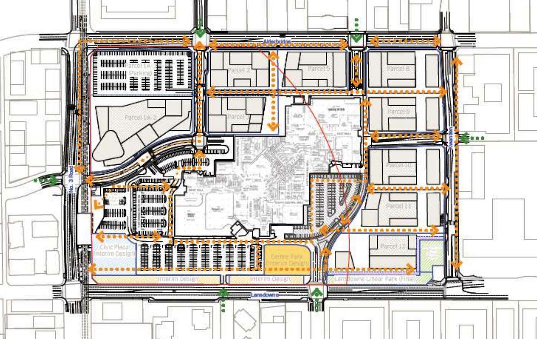 lansdowne mall redevelopment