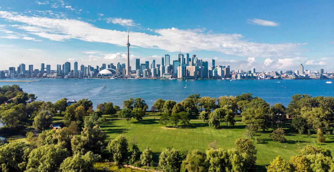 Toronto Island Park could soon be getting a makeover