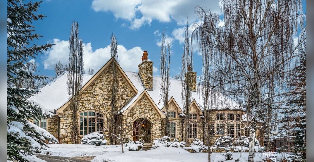 A look inside: $4 million French Country masterpiece in Calgary (PHOTOS)