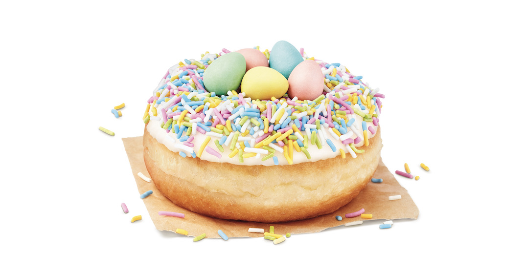 Tim Hortons just dropped its super popular Mini Eggs donut