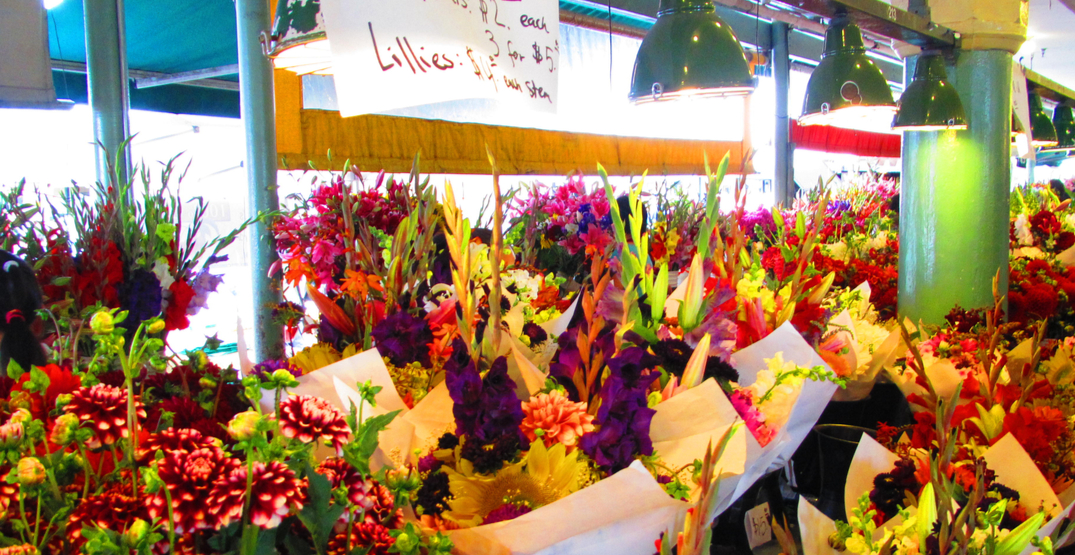 Visit one of the many women-owned businesses in Pike Place Market