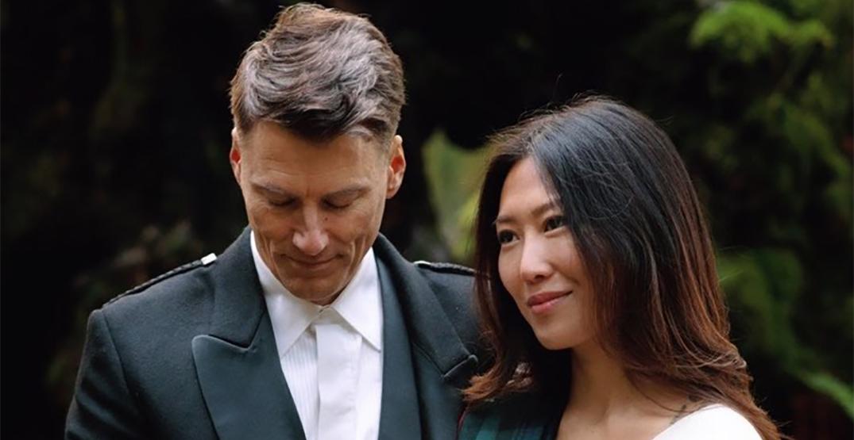 Former Vancouver mayor Gregor Robertson's Stanley Park wedding featured in Vogue