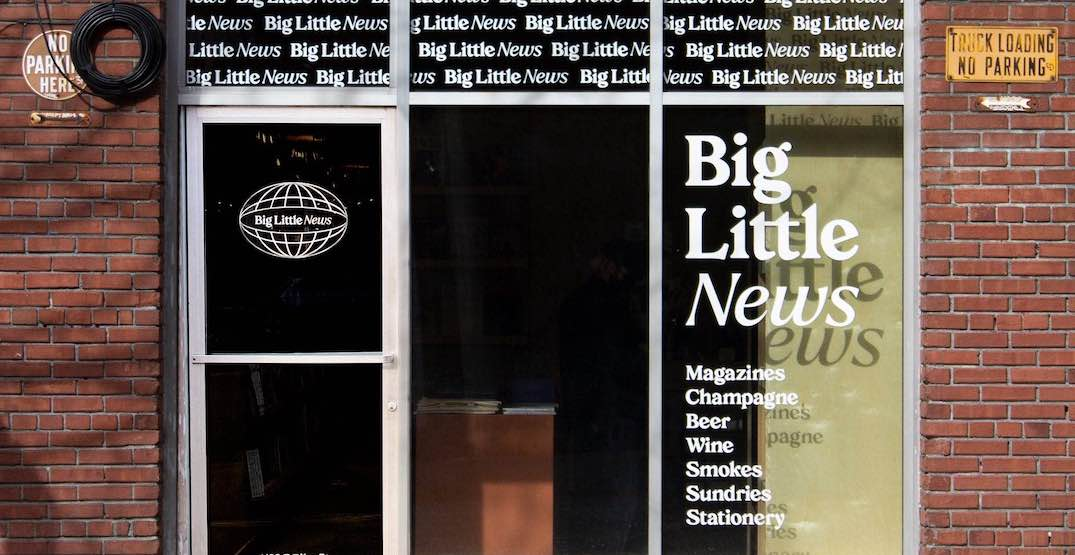 Big Little News is Seattle's first bodega-inspired newsstand