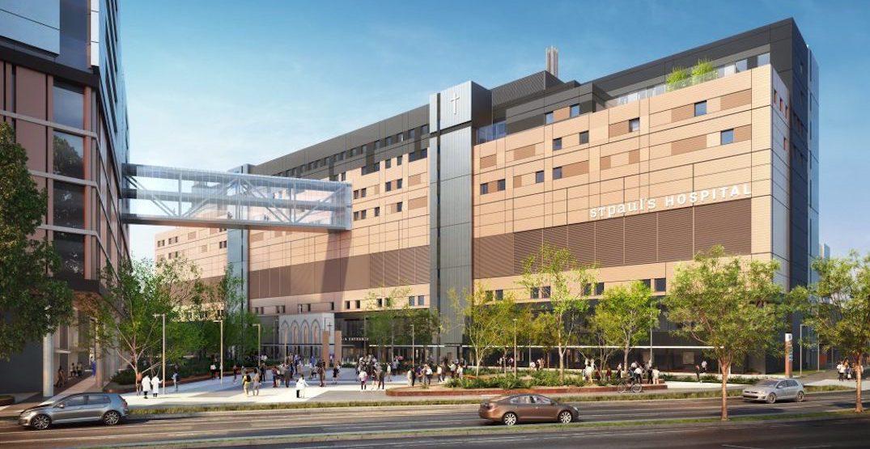 Teck donates $10 million to help build new St. Paul's Hospital