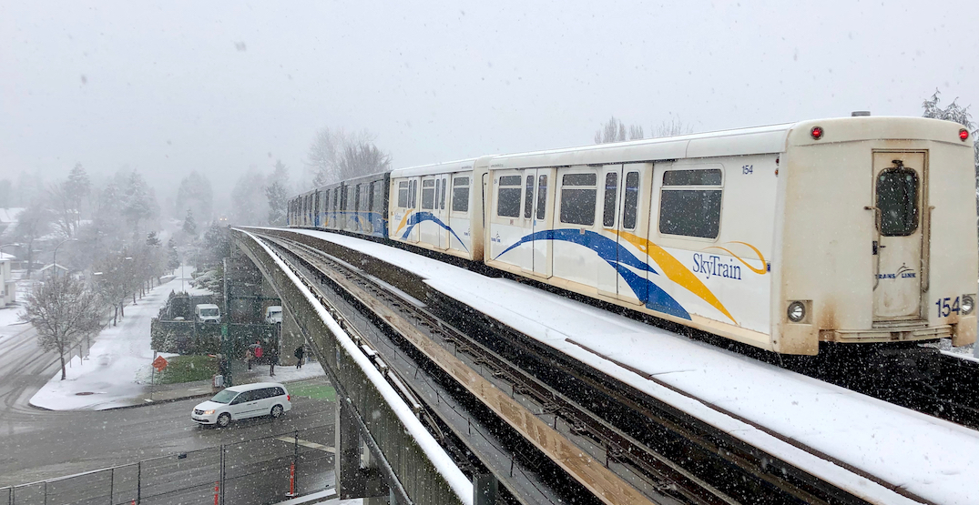 SkyTrain's old cars won't be sent to the TTC's Scarborough RT for reuse