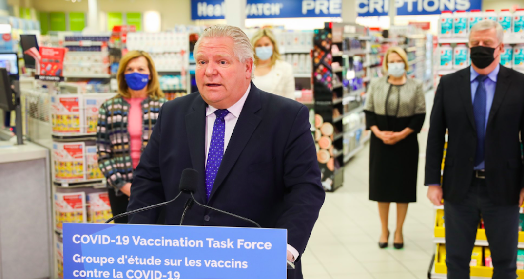 Ford to make announcement as COVID-19 cases increase, businesses reopen