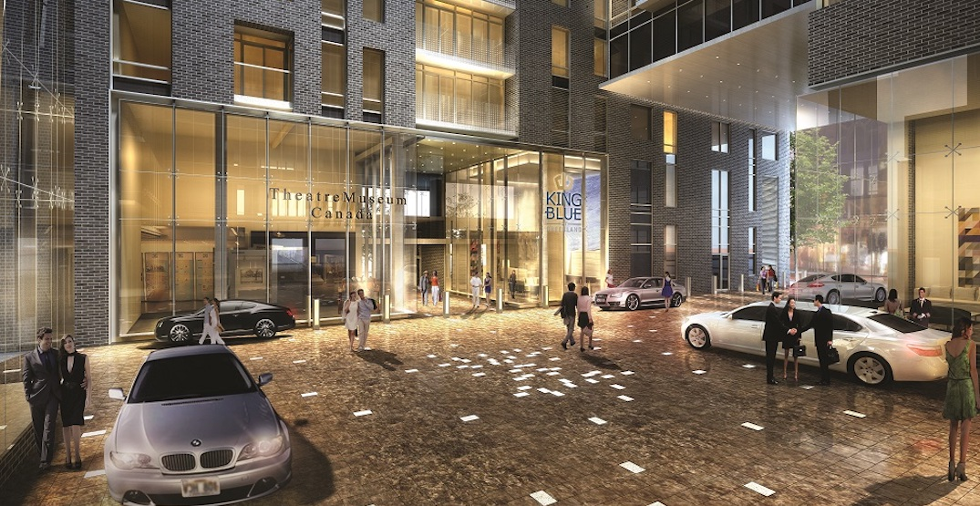 Hotel, museum, and condos coming to new downtown Toronto towers (RENDERINGS)
